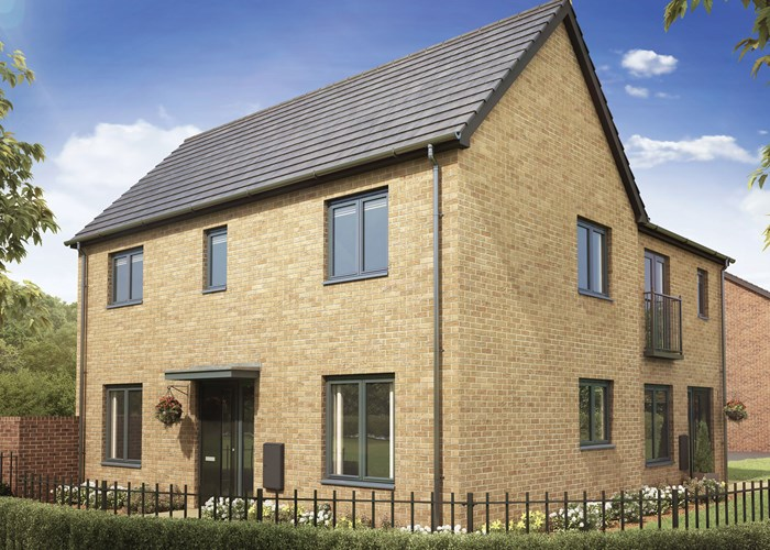 Shared Ownership Development at Waverley